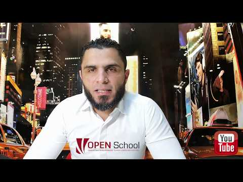 Learn English with OPEN School - YouTube Channel Trailer