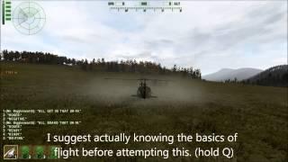 How to Backflip in a Heli (DayZ/Arma 2)