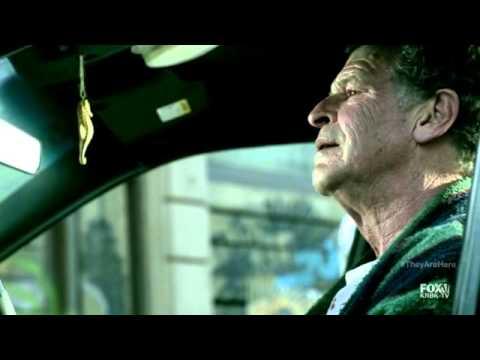 Walter Bishop is listening to Trip Mix 6 (Fringe S05E01)