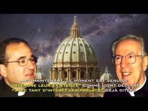 Le Vatican admet que la vie extraterrestre existe