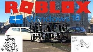 ROBLOX Black Friday Deals On WINDOWS 10