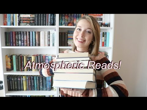 ~Atmospheric~ Book Recommendations!!