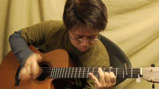 Norwegian Wood (acoustic guitar solo)