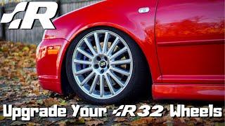 Mk4 R32 Rims