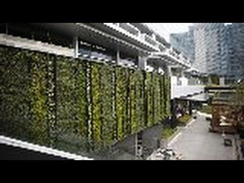 Park Plaza, un oasis en el contexto urbano