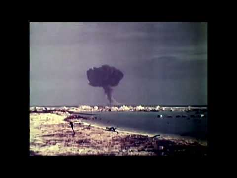Exclusive: First Known Video of Nuclear Test Shot Yuma (Operation Redwing)