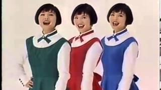1988年CM 武田薬品工業 ベンザエースカプセル ベンザエースの歌 小泉今...