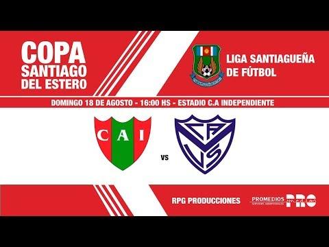 CA Independiente De Beltrán Vs CA Vélez Sársfield