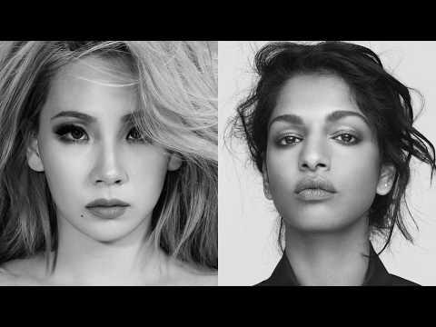 Bad Girls - CL & M.I.A. (mashup + video)
