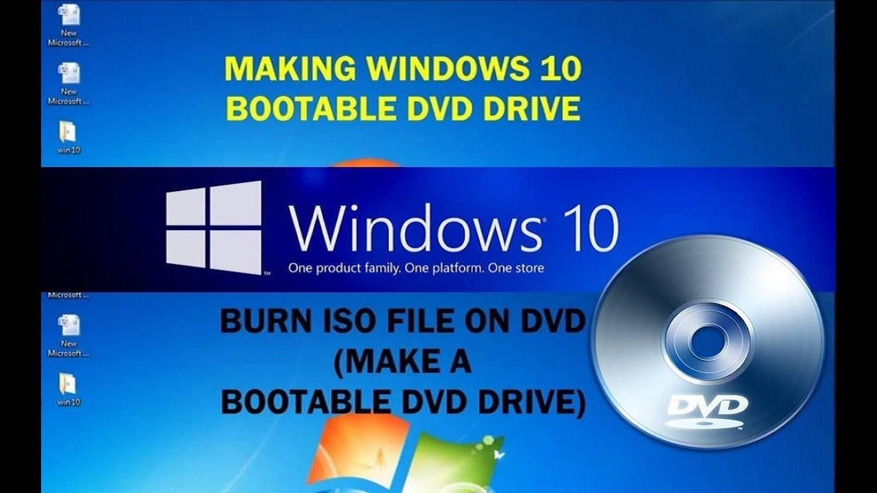 windows 10 dvd iso mount