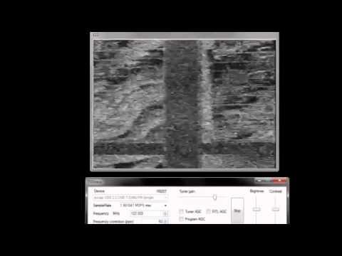 Unidentified Analog TV Broadcast on USB DVB Stick 4chan /x/