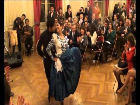VIDEO: Presentacion en la Municipalidad de Paris XVI