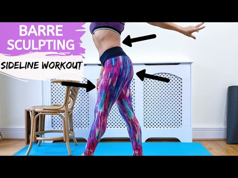 Body Sculpting Barre Workout | Sideline