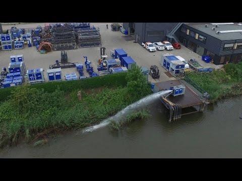 Rental Pumps, Papendrecht Netherlands