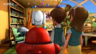 Making Superbook: Animation, Creation to Completion