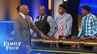 Room disservice? | Family Feud