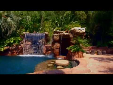 "Cool Pools feature - ""Backyard Oasis"""