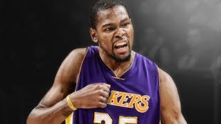 Kevin Durant Wants To JOIN LeBron In LA In 2019!
