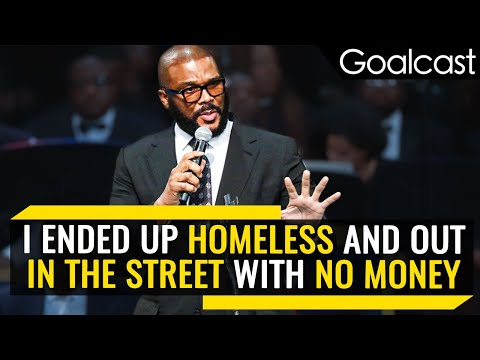 What You Need to Make Your Dreams Come True | Inspiring Speech by Tyler Perry | Goalcast