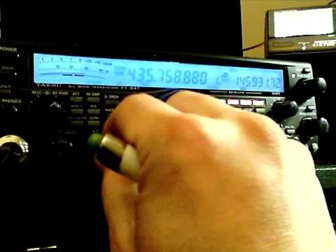 HO-68 Amateur Radio Satellite NA/EU DX
