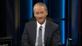 """HBO Bill Maher: """"Obama Needs a little George Bush"""""""