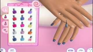 Готовимся к Церемонии награждения Прохождение игры Барби/Barbie™ Салон красоты