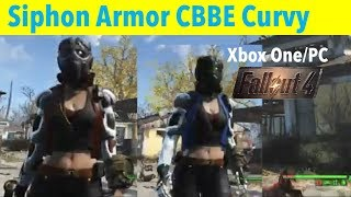 Fallout 4 Xbox One/PC Mods|Siphon Armor