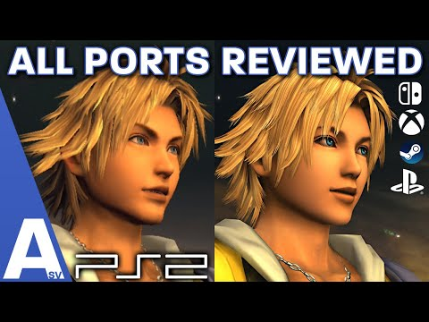 Which Version Of Final Fantasy X & X-2 Should You Play? - All FFX/X-2 Ports Reviewed & Compared