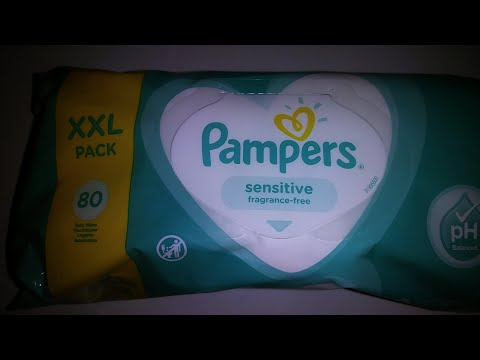 Pampers Baby Wipes Review