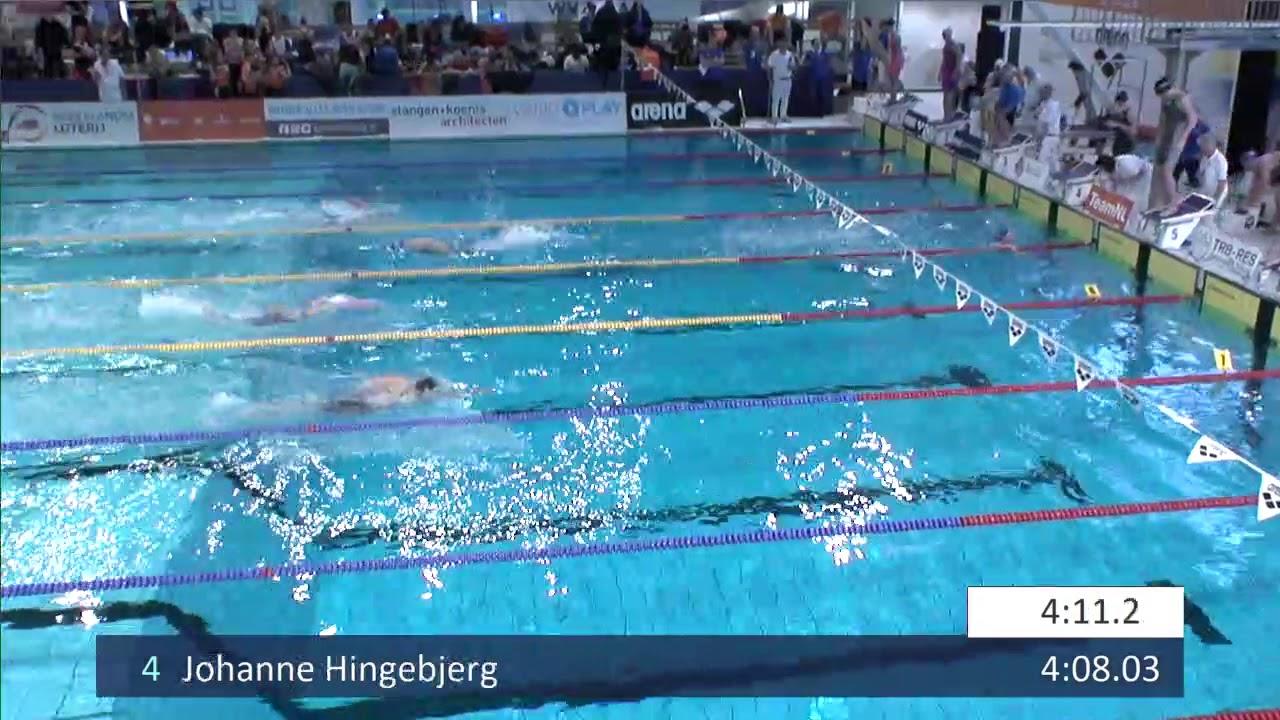 Zwemmen voor zieke vrienden of familie tilburg haalt ruim twee