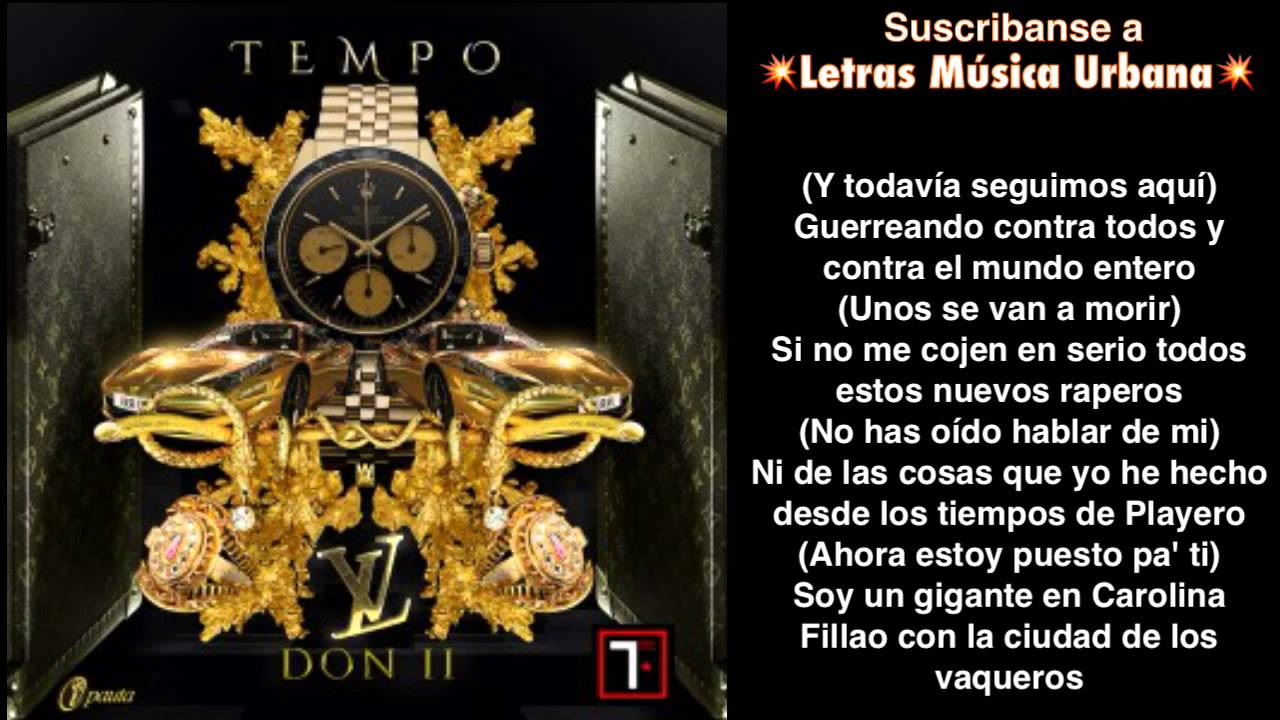 LV Don II (Letra) - Tempo (Prod By Sarom, Omhe & Oby The 1)