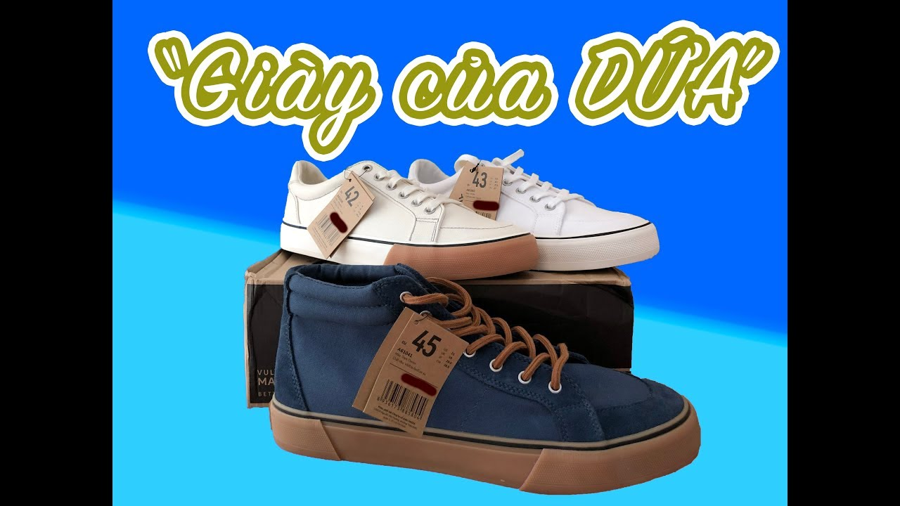 Giày của DỨA??? || Review || BESO Sneaker #ANANAS