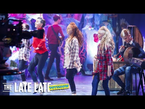 Galway Girl | The Late Late Toy Show | RTÉ One
