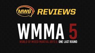 Minimum Wage Gaming Presents -- World Of Mixed Martial Arts 5 Review