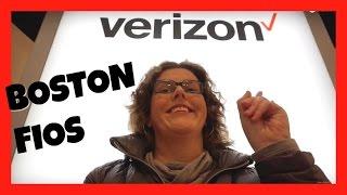 BOSTON: VERIZON DESTINATION STORE TOUR!