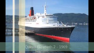 Cunard Line: Past and Present