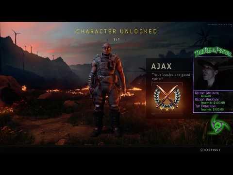 Call of Duty Blackout: Unlocking Ajax (EASY)