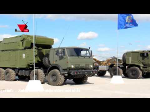 Báo Nga: Việt Nam Mua Hệ Thống Phòng Không Buk M2 Và Tor M2