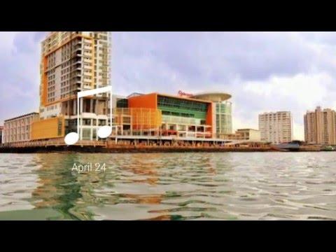 Visit to balikpapan city