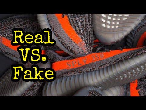 HOW TO LEGIT CHECK // Adidas Yeezy Boost 350 V2 Beluga