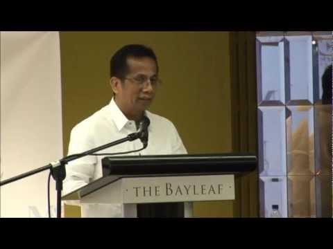 Closing Remarks - Hon. Arsenio M. Balisacan (NEDA)