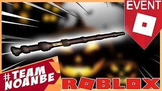 How to get Elder Wand Wand Wand HALLOWEEN Roblox Event 2018 Hallows Eve Event