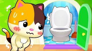 화장실 급해요! | 생활습관 | 베이비버스 인기동요 | BabyBus