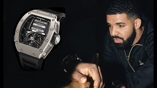 Drake's sexy new Richard Mille watch is filthy (and only for the filthy rich $$$)