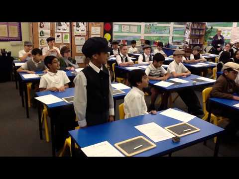 Victorian School Experience Day 2014