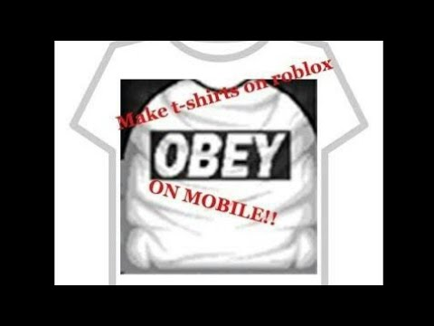 How to make T shirts on Mobile!