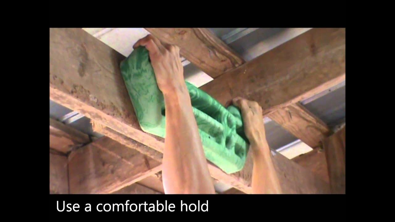 Metolius Contact Trainings Board Climbing Training