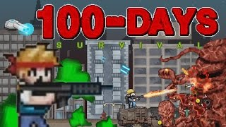 100-DAYS SURVIVAL | ENDING | อวสาน + เริ่มใหม่