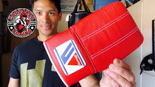 Winning SB-2000 Boxing Bag Mitts REVIEW- ARE WINNING BAG MITTS AS GOOD AS THEIR TRAINING GLOVES