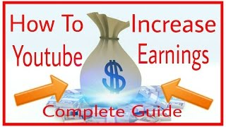 how to make 1000 more a month on youtube by blocking low paying google adsense ads